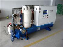 熱回收型水冷螺桿式冷水機工作原理