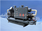 双级压缩低温螺杆式冷水机组,工业螺杆式冷水机