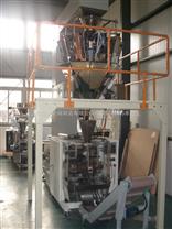 供應自動電子稱包裝機 組合稱薯片顆粒包裝機 大型立式顆粒包裝機