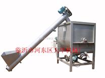 山東臥式化工干濕攪拌機