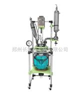 GR-20物美价廉双层玻璃反应釜